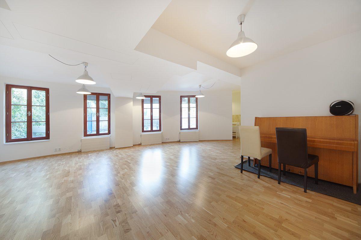 Taneční studio Praha
